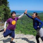 ピナイサーラの滝上へ挑戦!西表島カヌーツアー