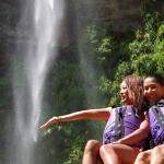 西表島 カヌーツアー ピナイサーラの滝ツアー