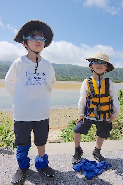 西表島カヌー・カヤックツアー&トレッキングツアーは「のんぷら」