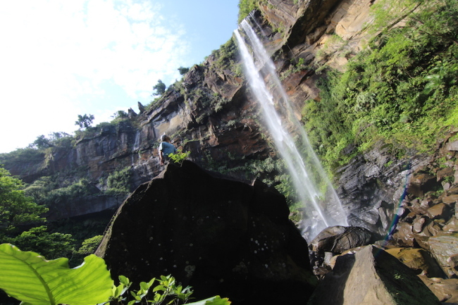 ピナイサーラの滝1日コース