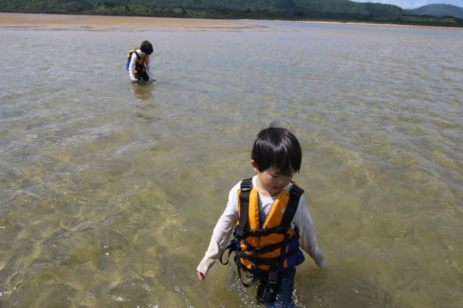 西表島カヌーツアー&トレッキングツアー「のんぷら」