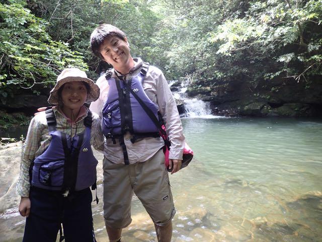 のんびりぷらぷらカヌーツアー&水牛車観光(由布島)