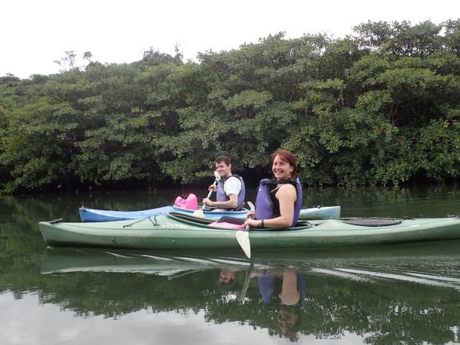 riomote Island canoe tours