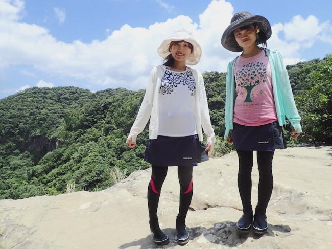 西表島の天気服装