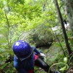 西表島リピータ様にお薦めユツンの滝トレッキングツアー