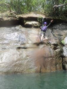 カヌーツアー&キャニオンツアー 滝遊びはこれで決まり