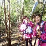 女子旅で賑やかにピナイサーラの滝へ!
