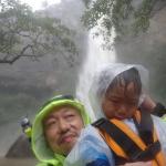 大迫力のピナイサーラの滝!!